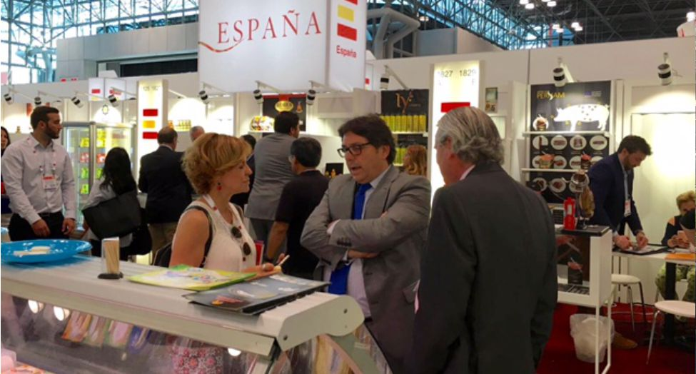 Quesos Aldonza, Summer Fancy Food Show